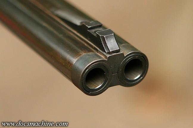 Double Rifle Conversion