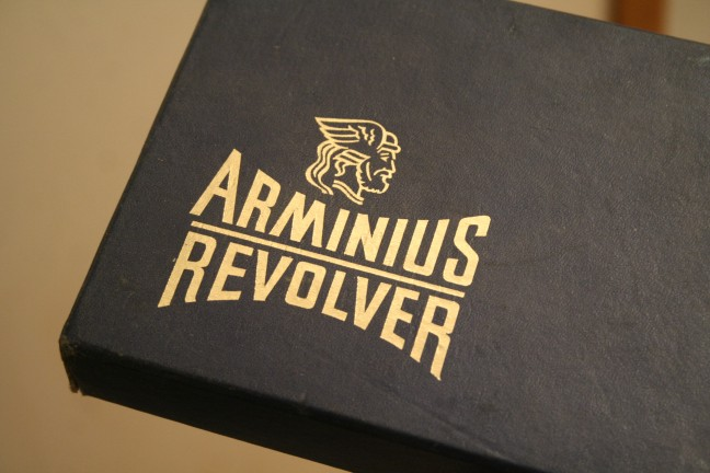 Is it Ok to sell parts here? Arminius revolver cylinder