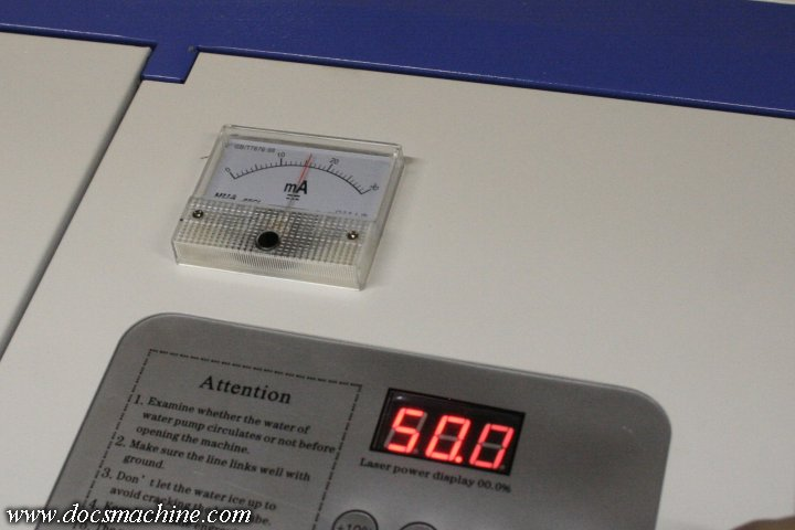Setting up a K40 Laser Engraver
