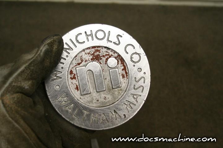 Nichols Miller medallion