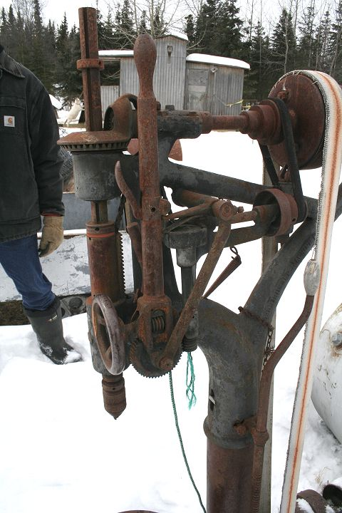 Rockford Drill Press