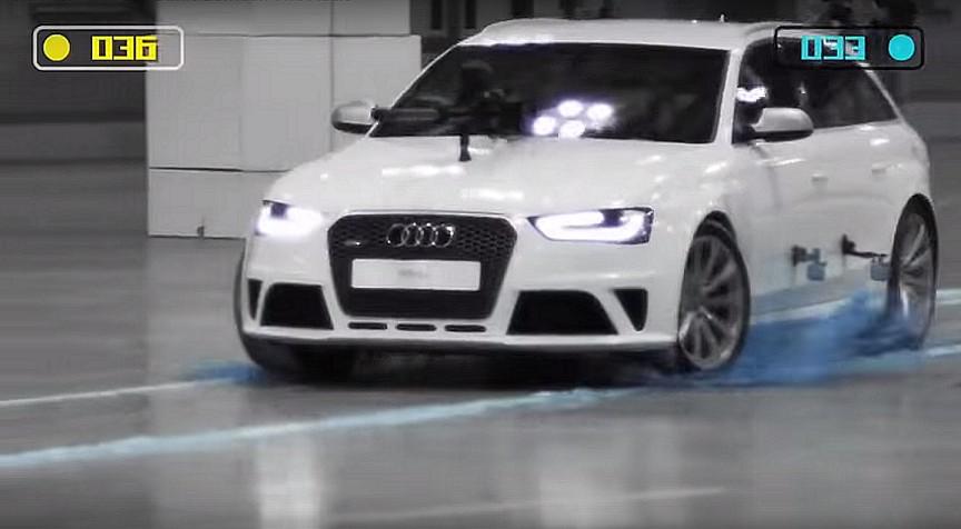 Audi UK