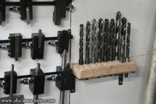 Drill rack
