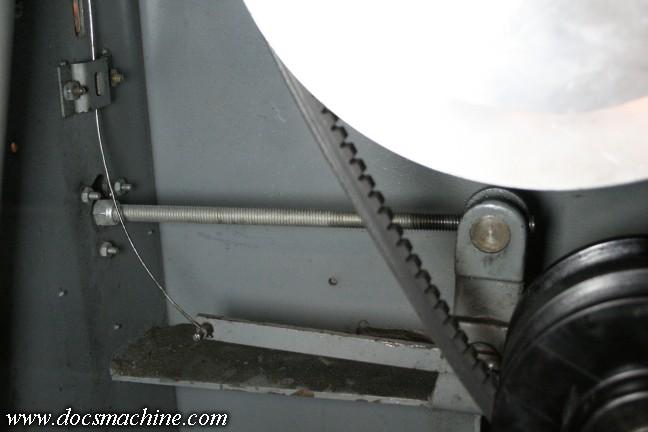 DoAll Bandsaw