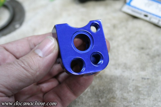 Clamping Front Block