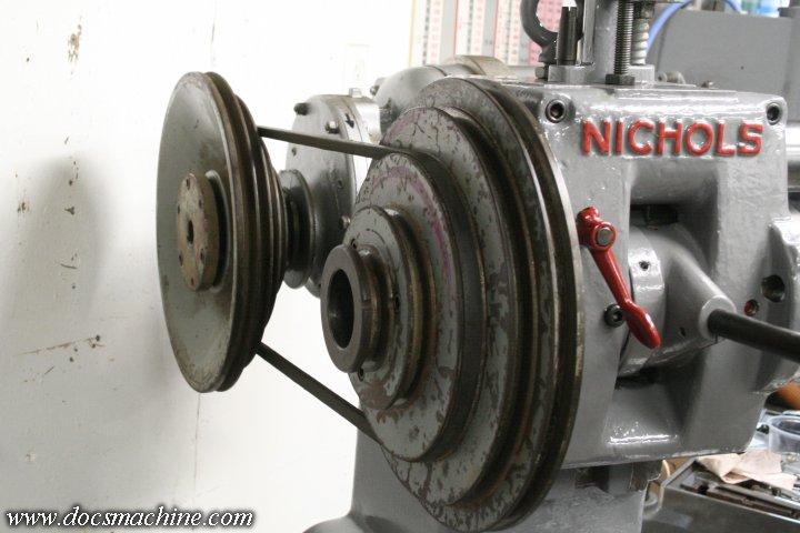 Second Nichols Rebuild!