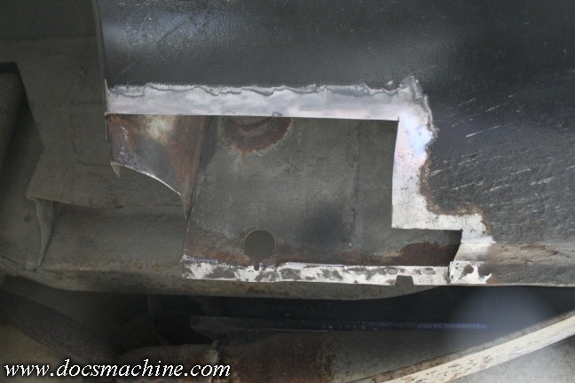 Toronado Rust Repair
