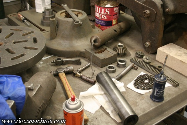 Rockford Drill Press