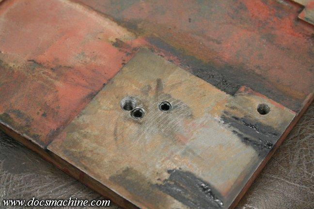 Covel Surface Grinder Rebuild