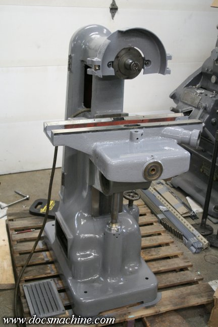Covel Surface Grinder Rebuild