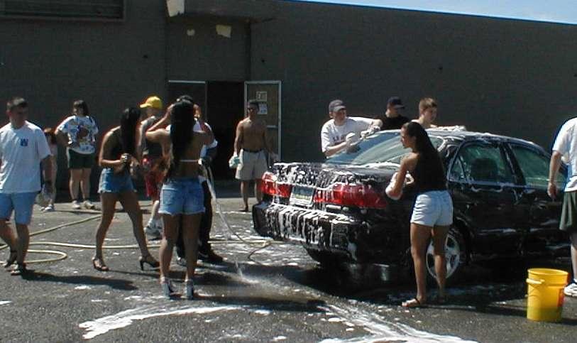 Car wash, 2000