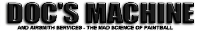 Doc's Machine- the Mad Scientist of Paintball